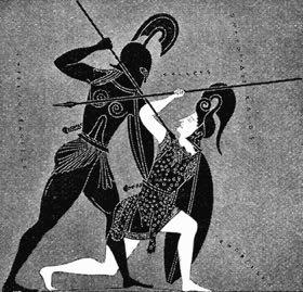 Literary analysis essay on the iliad. The Iliad Essay